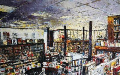 Memoria Libreria Parigi